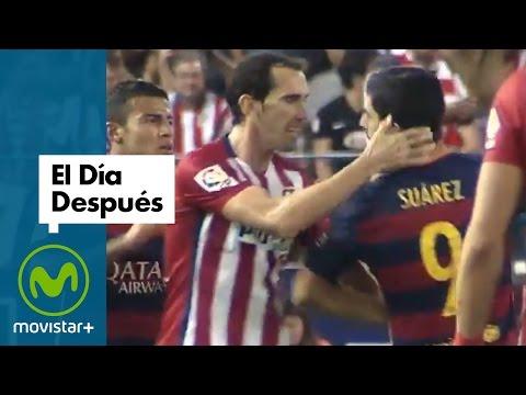 El Día Después (14/09/2015): Suárez y Godín, Dos Amigos