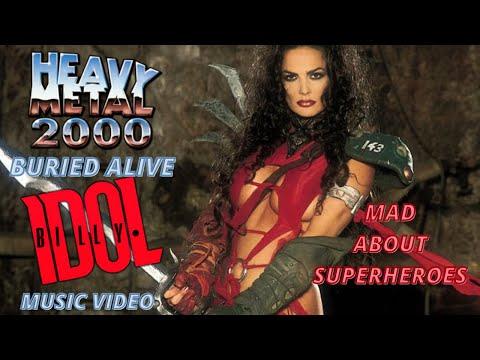 Heavy Metal 2000: Buried Alive (BILLY Idol)