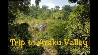 Araku Valley Tour Part1 || Road Trip to Araku Ghat Road || Chaparai Waterfalls || Visakhapatnam