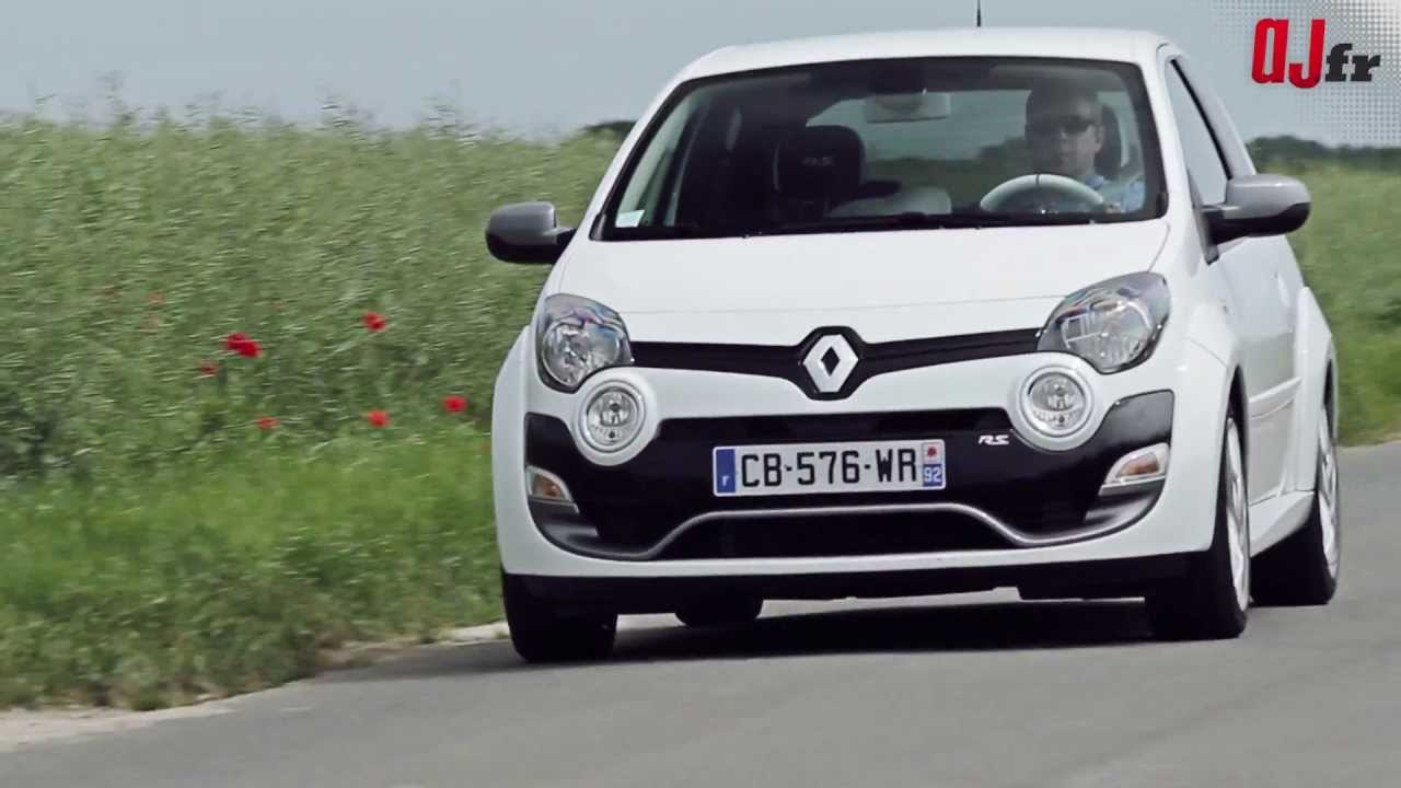 essai renault twingo rs 2012 youtube. Black Bedroom Furniture Sets. Home Design Ideas