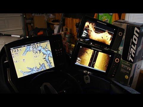 Tips 'N Tricks 190: Double Humminbird on T-H Marine KVD Kong Extreme Electronics Mount