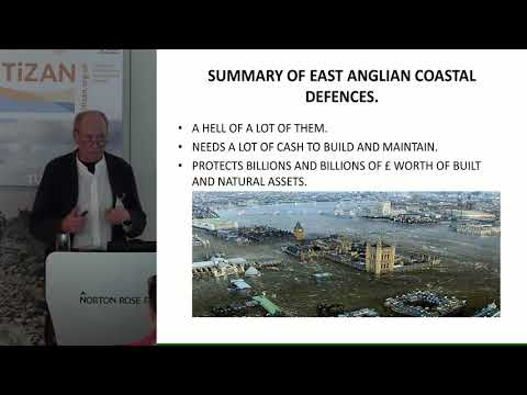 A history of coastal defence in East Anglia and it's impact on coastal archaeology