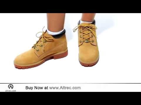 Timberland Women S Nelli Premium Boot Youtube