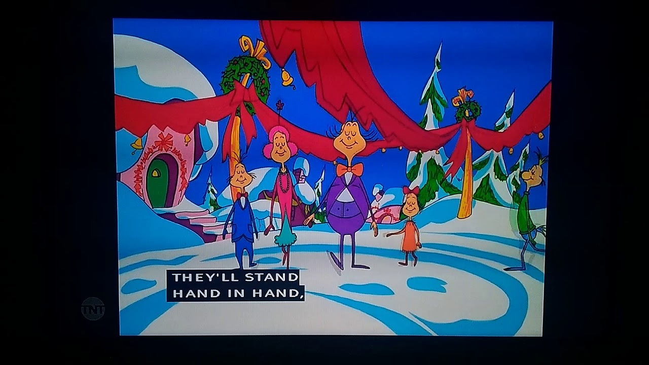 Welcome Christmas Grinch.How The Grinch Stole Christmas 1966 Welcome Christmas