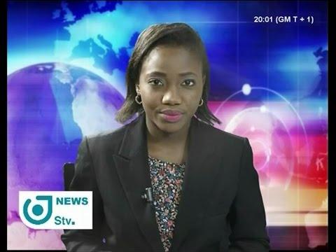 STV NEWS WEEKEND JOURNAL BILINGUE 20H00 - Samedi 03 Décembre 2016 - Leila NGANZEU & Veronica AJI