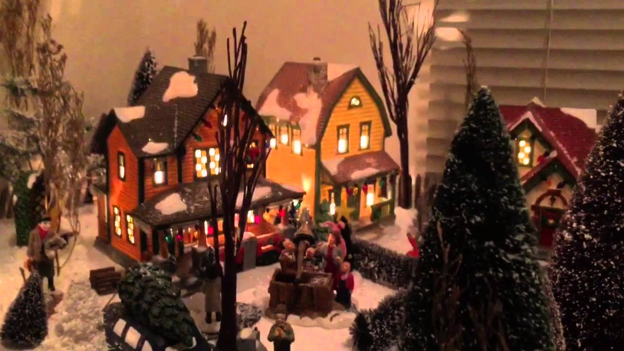 a christmas story village tour - A Christmas Story Village