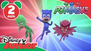 PJ Masks SuperPigiamini | In missione con i PJ Masks - Disney Junior Italia
