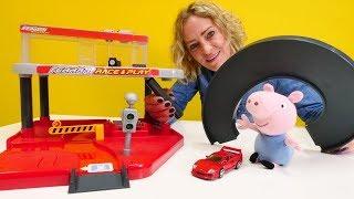 Nicoles Spielzeugwerkstatt - 4 Folgen am Stück - Spielsachen für Kinder
