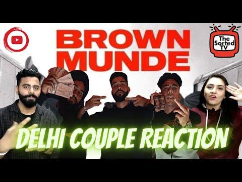 brown-munde---ap-dhillon-|-gurinder-gill-|-shinda-kahlon-||-delhi-couple-reactions