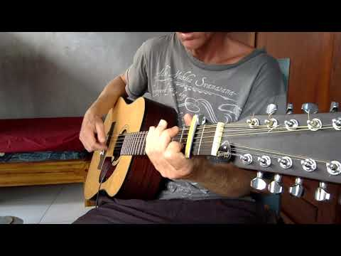124 and 4 - FingerStyle Guitar by Yliac