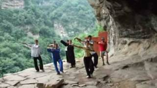 Taijiquan in Wudang Mountains 2008