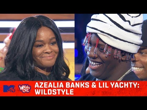 Azealia Banks & Lil Yatchy ⛵Leave Everyone SHOOK! | Wild 'N