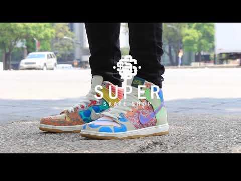 Nike Sb Zoom Dunk High Premium