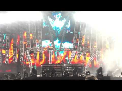 Alesso Live at Electric Zoo Transformed 2015 FULL SET/Festival Finale