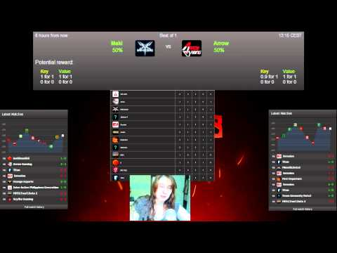 SEA betting with Lily ~ 23 Aug, 2014, Dota 2 Lounge bets