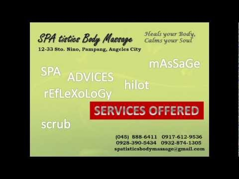 SPAtistics Body Massage: About Us and Our Unique Services