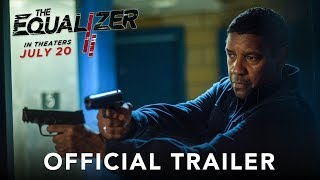Denzel Washington - The Equalizer 2 (2018) - Official Trailer (HD)