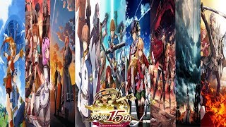 Trails Series 15th Anniversary -  Action Music Compilation
