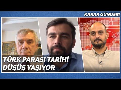 Türk Parası Tarihi Düşüş Yaşıyor | Konuk: Emrah Lafçı ve Ünal Çeviköz