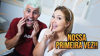 NOSSA PRIMEIRA VEZ COM REZENDEEVIL!!