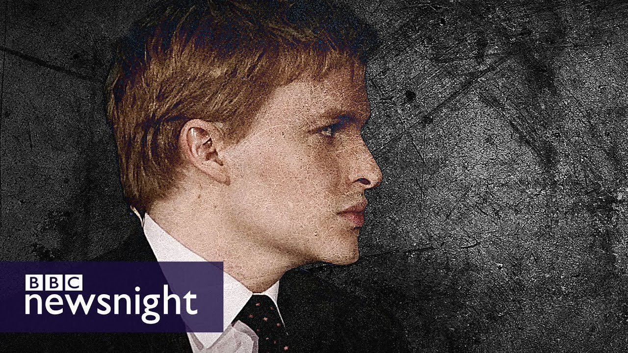 Ronan Farrow on #MeToo and American diplomacy – BBC Newsnight