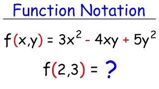 Evaluating Functions Introduction, Algebra 2, Examples and Practice Problems