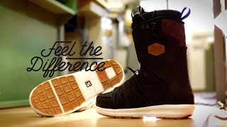 Feel The Difference - Salomon Snowboard Boots