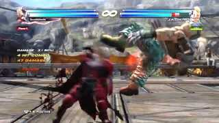 Tekken Tag Tournament 2 Lars Alexandersson Combo Video