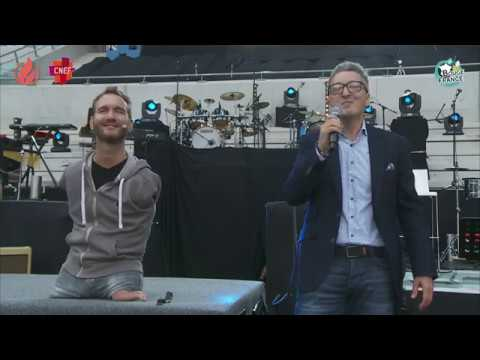 Message de Nick Vujicic au Havre