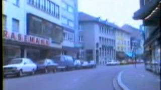 1984 Kaiserslautern Vogelweh McDonalds Drive