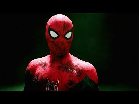Человек-паук против Мистерио. Финальная битва | Человек-паук: Вдали от дома (2019)