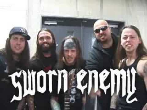 SWORN ENEMY | 激ロック動画メッセージ