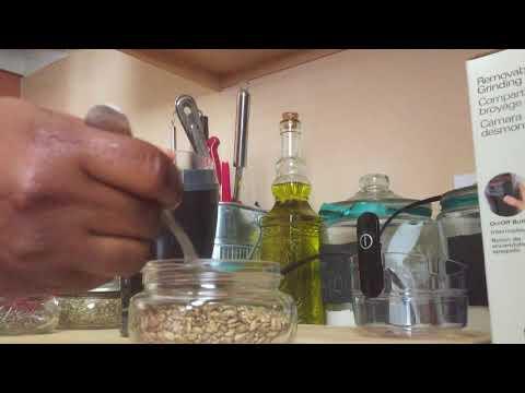 Hamilton Beach fresh grind coffee grinder 80335R