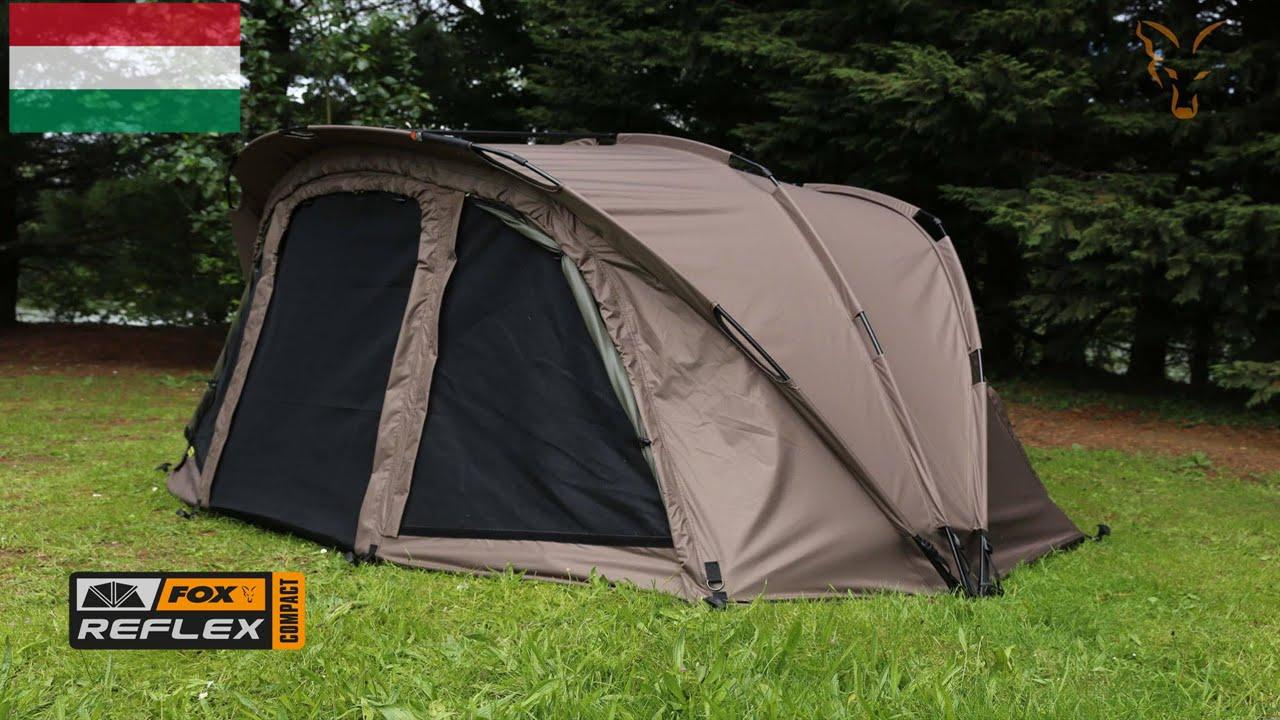 84b44ef018 ***FOX CARP FISHING TV HUNGARY*** Új Reflex Compact sátor - YouTube