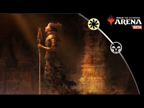 Black/White Vampire Tribal Aggro - MTG Arena Gameplay and Deck Guide