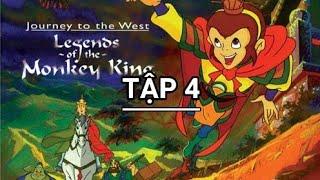Tây Du ký Tập 4 - Phim hoạt hình htv3