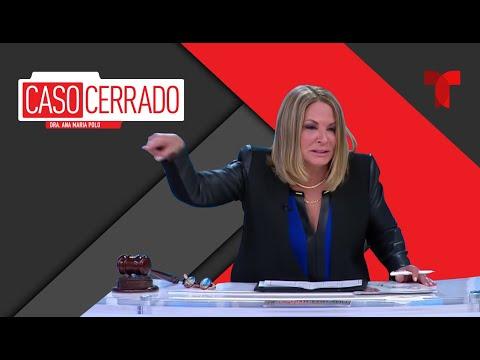Estrategia Cobarde 👩🏻💐👺 | Caso Cerrado | Telemundo