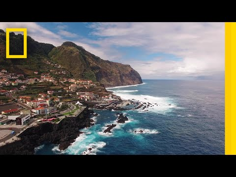 Dive into the Natural Swimming Pools of Porto Moniz | National Geographic