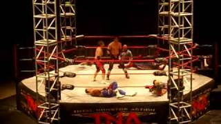 TNA LONDON ULTIMATE X MATCH 30-01-10