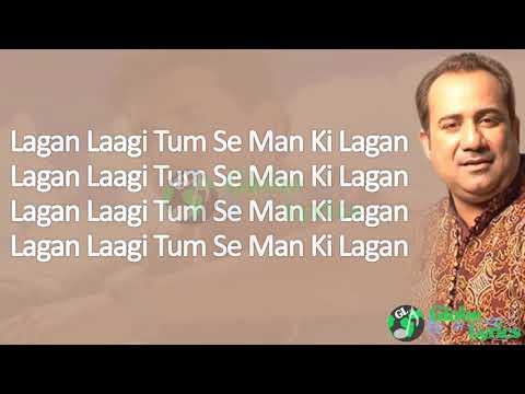 Lagan Lagi Tumse Man Ki Lagan Lyrics