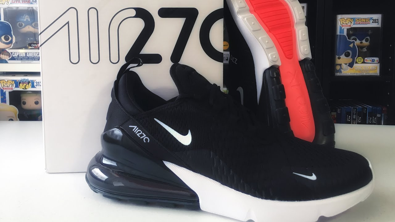 UNBOXING NIKE AIR MAX 270 | REVIEW