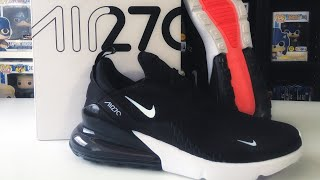 26b3d05676 air max 270 white unboxing video, air max 270 white unboxing clips ...