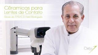 T.P.D./C.D. Fred Rodrigues - Cerâmicas para Lentes de Contato