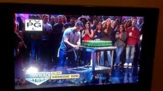 Guinness World Records Unleashed - Most Bottles Broken in One Minute with the Palm of the Hand