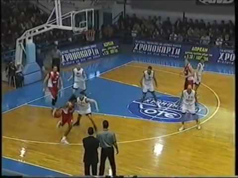 Dino Radja - 27 points vs Iraklis
