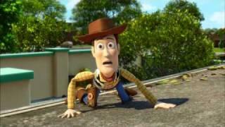 Disney/Pixar Toy Story 3 - Woody probeert te ontsnappen
