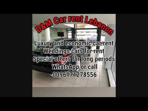 Lebanon car rental | vehicle lease | wagon hire in Beirut