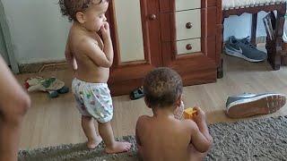 Дом Габриель В Бразилии И У Нас Новый Ребенок. Лайв 28