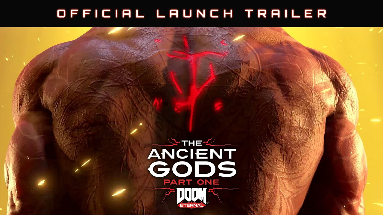 First Look at DOOM Eternal: The Ancient Gods – Part 1 Launch Trailer