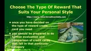 Best Credit Card Offers - Compare Reward Credit Cards in Five Easy Steps